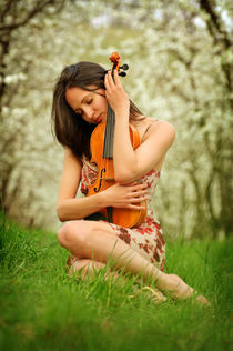 Spring by David Fiscaleanu