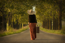 Leaving.. by David Fiscaleanu