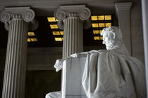Lincoln Memorial, D.C. by Wolfgang Kaehler