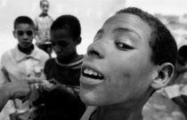 Moroccan childs 001 von Ander Gillenea