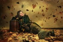 Autumn Mood III by David Fiscaleanu