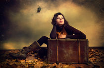 Autumn Mood II by David Fiscaleanu