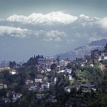 Dajeeling, India by Eugene Zhulkov