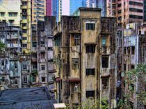 North Point, Hong Kong by David Drummond