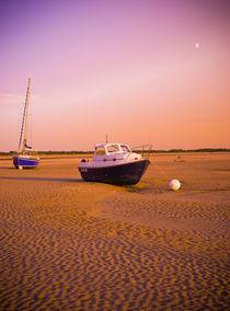 Sleeping Boats by Maciej Markiewicz
