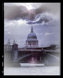 St Pauls  by David Drummond