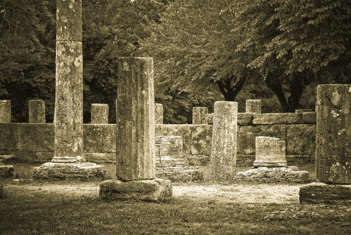 Greece-olympian-ruins