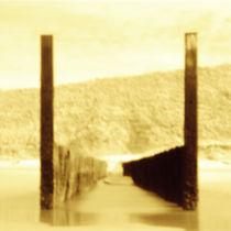 Sea Side (Pinhole) by Christiane Hoffmann