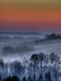 Morgens im Erzgebirge by Robert Böhm