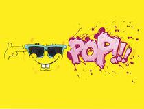 SPONGEBOB GOES POP by hellogza