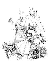 Der Liebestanz von Eva Vasari