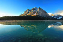 Lake Louise, Banff National Park in Alberta Canada  by Peerakit Jirachetthakun