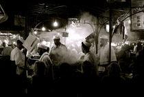 marrakech food court von emanuele molinari