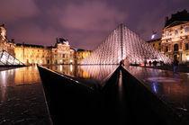 Musee Du Louvre  by Korawee   Ratchapakdee