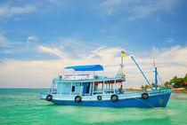 Boat by Korawee   Ratchapakdee