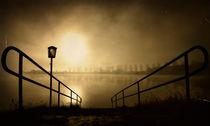 Misty morning von David Fiscaleanu