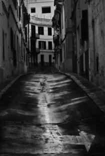 Calles de Mahón 3 von Carlos Pons Vidal