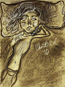 Beauty Slumbers... von Christina Rodriguez