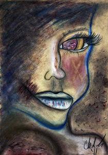 Vertigo's Pain...  by Christina Rodriguez