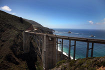 California Bixby Bridge von Lennox Foster