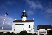 California USA Old Point Loma Lighthouse von Lennox Foster