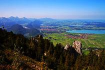 Bavaria Landscape by Pedro Liborio