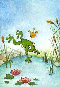 Frosch-mit-krone