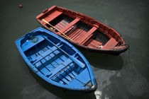 Bermeo, Basque Country, Spain, boats in the port by Xabier Armendariz