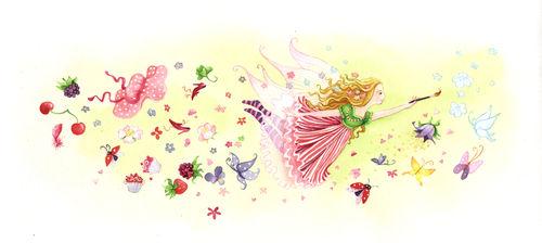 Fruehlingsfeengruesse