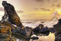 Rocks and Waves von Richard Susanto