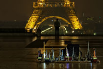 The Eiffel Towers von Eric Chalvet