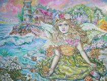 Yumi Sugai.The angel of the pearl shellfish. von Yumi  Sugai