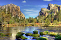 Yosemite Valley at Autumn by Richard Susanto