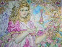 Yumi Sugai.An angel of the pink crystal. von Yumi  Sugai