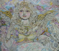 Yumi Sugai.The angel of the Golden pearl. von Yumi  Sugai