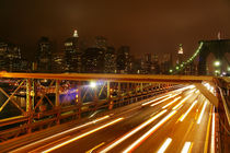 Brooklyn Bridge von Geoff White