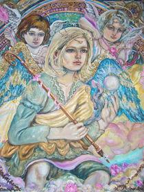 Yumi Sugai.Archangel Mikhail. von Yumi  Sugai
