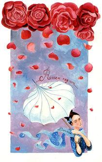 Rosenregnen von Denitza Gruber