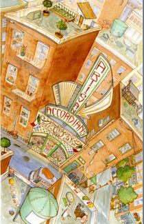 Artisan Accordians by Kristin Abbott