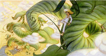 Jack and the Beanstalk (Juan Y Los Habichuelas Magicas) by Kristin Abbott