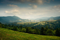Carpathian Mountains von Alex Gvozditskiy