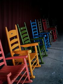 Chairs von © Joe  Beasley