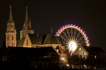 Riesenrad beim Münster by Chris Rüfli Photography