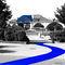 Blue-brick-path