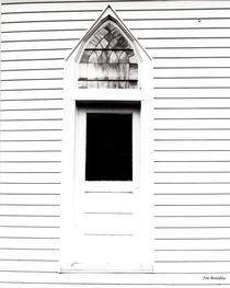 Church Door by © Joe  Beasley