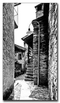Enge Gasse von Chris Rüfli Photography