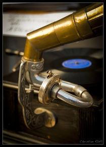 Gramophon von Chris Rüfli Photography