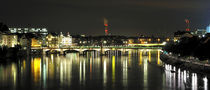 Basel by Night by Chris Rüfli Photography