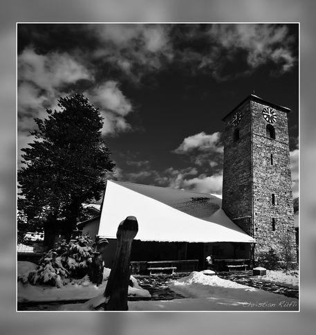 Kirche-adelboden