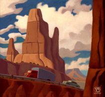 Red Rock Country von Rob Colvin